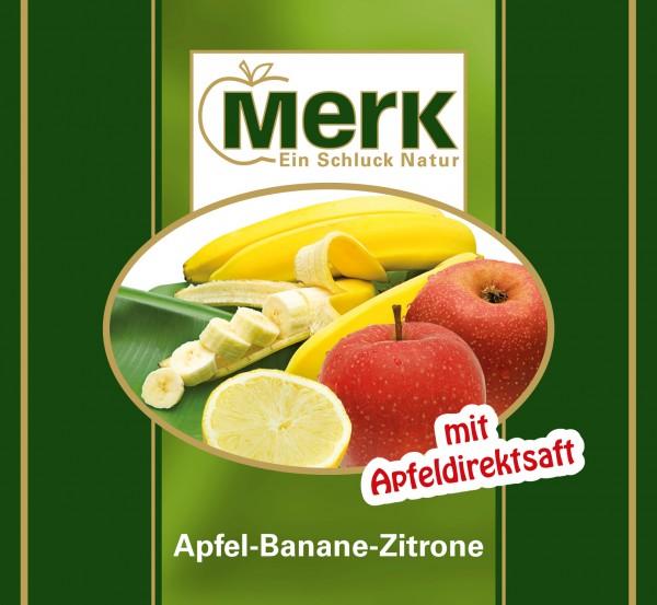 Apfel-Bananen-Nektar