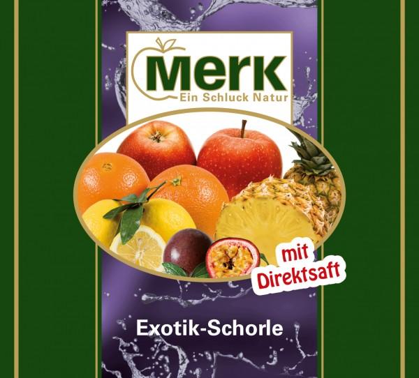 Exotik-Schorle
