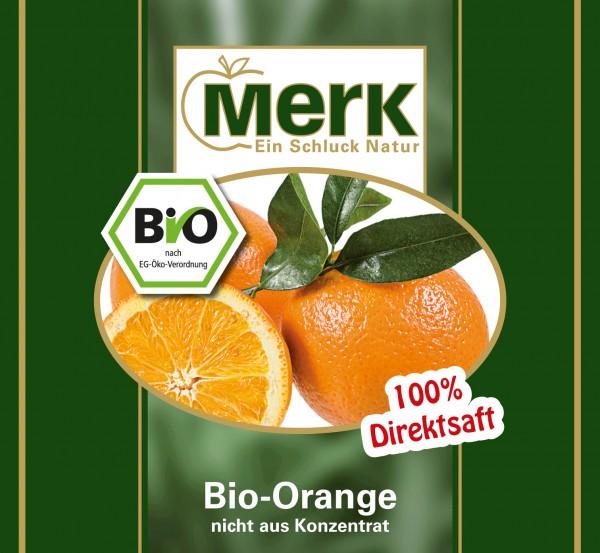 Bio Orangensaft Direkt