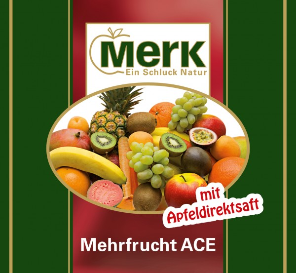 ACE Multivitamin-Karottensaft