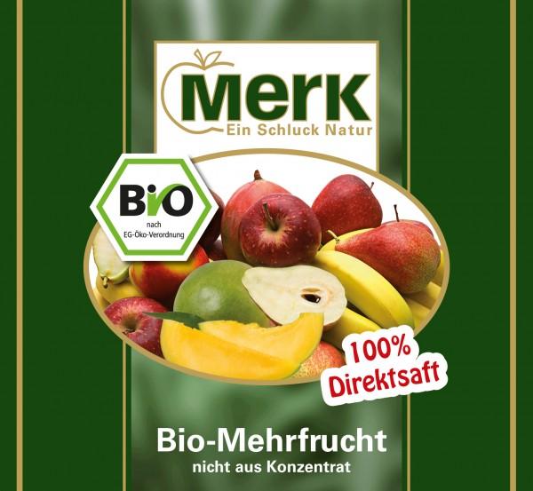 Bio-Mehrfruchtsaft