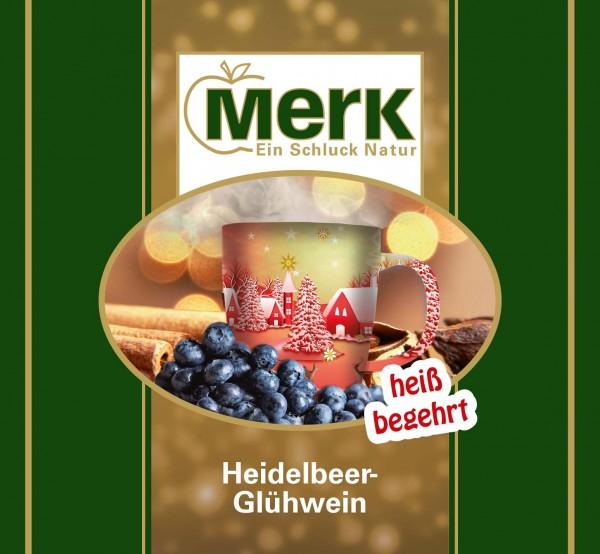 Heidelbeer-Glühwein