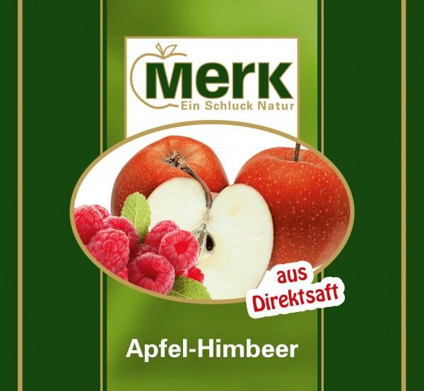 Apfel-Himbeer-Nektar