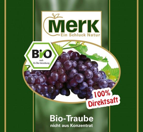 Bio Traubensaft