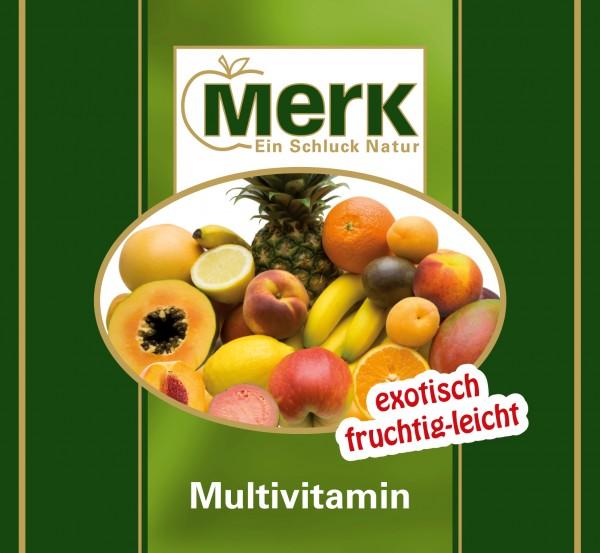 Multivitamin-Diät Fruchtnektar