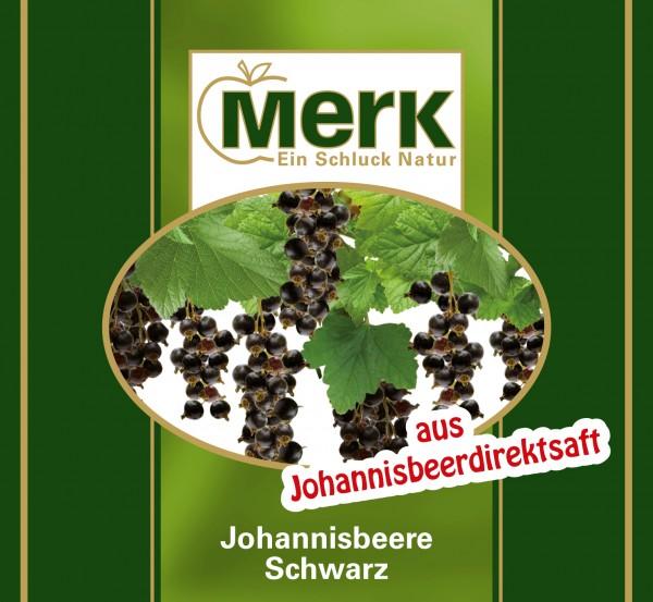 Johannisbeer-Nektar schwarz