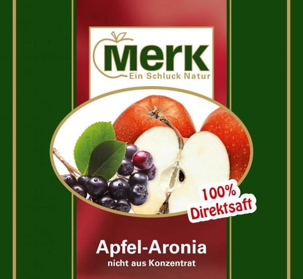 Apfel Aronia